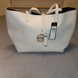 BCBG Paris Tote Purse with small purse